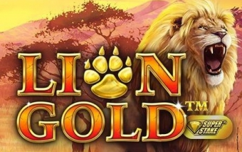 Lion Gold Super Stake Edition van Stakelogic online!
